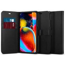 SPIGEN Ochranné pouzdro Spigen Wallet S pro Apple iPhone 11 Pro černé