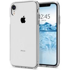 SPIGEN Kryt Spigen Liquid Crystal pro Apple iPhone XR