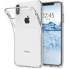 SPIGEN Kryt Spigen Liquid Crystal pro Apple iPhone XS Max