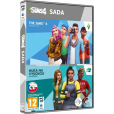 PC - The Sims 4 + Hurá na vysokou - bundle