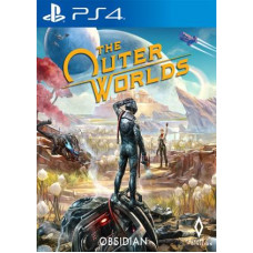 WARNER BROS PS4 - THE OUTER WORLDS