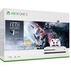MICROSOFT XBOX ONE S 1 TB + Star Wars: Fallen Jedi Order