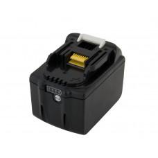 AVACOM Baterie AVACOM MAKITA BL 1860B Li-Ion 18V 6000mAh, články SAMSUNG s LED indikací
