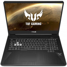 ASUS TUF Gaming FX705DU AMD Ryzen 7 3750H Černá