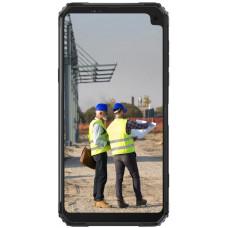 IGET Blackview GBV6100 Black odolný telefon, 6,88