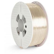 Verbatim PET-G struna 1,75 mm pro 3D tiskárnu, 1kg, transparent