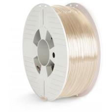 Verbatim PET-G struna 2,85 mm pro 3D tiskárnu, 1kg, transparent