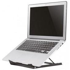 NEWSTAR NSLS075 - Stojan - pro notebook (počítač) - ocel s práškovým nátěrem - černá - velikost