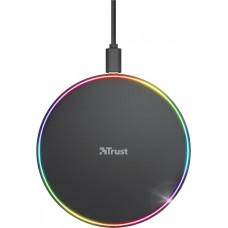 TRUST Lumo10 RGB Fast Wireless Charger 7.5W/10W