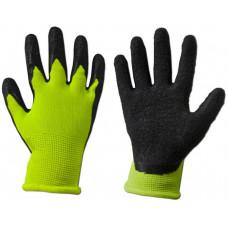 BRADAS rukavice LEMON latex 5