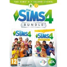 ELECTRONIC ARTS PC - The Sims 4 + Život na ostrově - bundle
