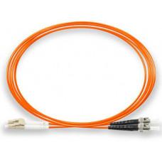 OEM Optický patch cord Duplex LC-ST 50/125 30m MM OM4
