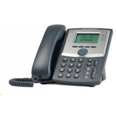 Cisco SPA303-G2-RF, VoIP telefon, 3line, 2x10/100, displej, REFRESH