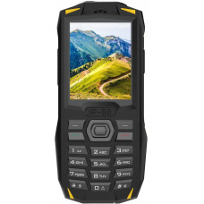 IGET Blackview GBV1000 Yellow - odolný telefon IP68, DualSIM, 3000 mAh, BT 3.0, svítilna, FM, MP3