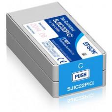 EPSON Ink cartridge for TM-C3500 (Cyan)