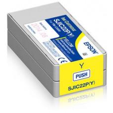 EPSON Ink cartridge for TM-C3500 (Yellow)