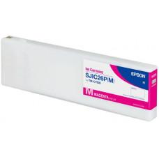 EPSON Ink cartridge for C7500 (Magenta)