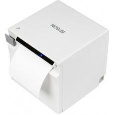EPSON TM-M30, Ethernet + WiFi,bílá, zdroj