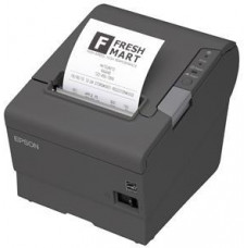 EPSON pokl.TM-T88V,tmavá,USB+serial,zdroj,kabel