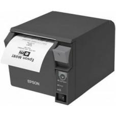 EPSON pokl.termo TM-T70II,tmavá,ether.+USB,zdroj
