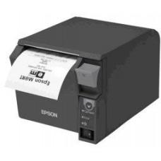 EPSON - Epson TM-T70II (025A0): Serial + Built-in USB, PS, černá, EU