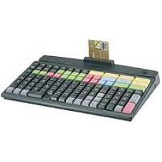 PREH Program. klávesnice PREH MCI128,MCR,USB+PS/2,černá