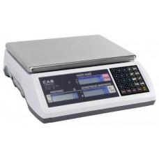 CAS Počítací váha  do 3kg CAS EC 03