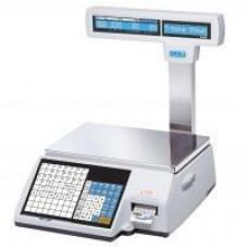 CAS Etiketovací váha  CL-5000Junior-CP