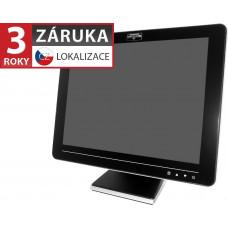 VIRTUOS 15'' LCD dotykový AerMonitor AM-1015, rezistivní, USB