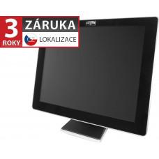 VIRTUOS 17'' LCD LED dotykový AerMonitor AM-1017, rezistivní, USB