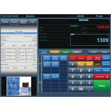 X-POS Pokladní SW CiglerSoftware Prodejna SQL mini pro EET