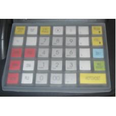 X-POS Silikonový kryt na klávesnici CHD3050