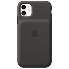 APPLE iPhone 11 Sm. Battery Case - WL Charging - Black