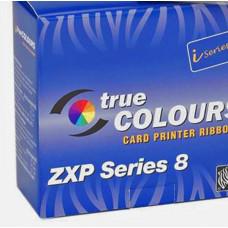 ZEBRA YMCKO pro ZXP Series 8 (potisk cca 625 karet)