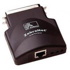 ZEBRA Externí printserver,připojeno k LPT