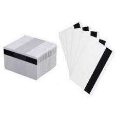 ZEBRA Card,30 mil, Low Coercivity magnetic stripe