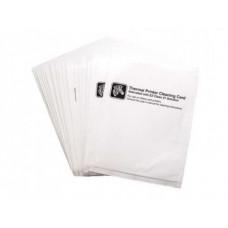 ZEBRA Cleaning Card Kit, ZC100/300,2000