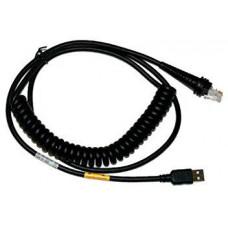 HONEYWELL USB kabel Typ A,kroucený, 5m, 5V host power