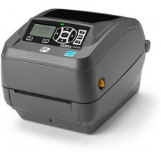 ZEBRA D500,TT,300dpi,USB/RS232/LPT/WiFi,BT,CuttROW
