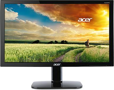 """Acer LCD KA220HQbid, 55cm (21.5"""") TN LED, 1920 x 1080, 100M:1, 200cd/m2, 5ms, VGA+HDMI+DVI (UM.WX0EE.001)"""