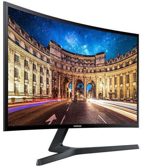 """SAMSUNG 27"""" Samsung C27F396 FullHD,HDMI,VA,D-Sub,Prohnutý (LC27F396FHUXEN)"""