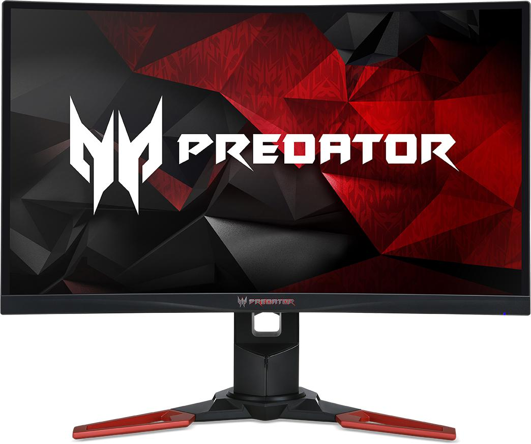 "ACER 27"" LCD Acer Predator Z271U - TN,2560x1440,1ms,165Hz,400cd/m2 (UM.HZ1EE.001)"