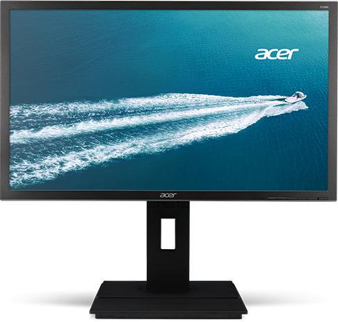 """ACER 24"""" Acer B246HL - TN,FullHD,5ms,60Hz,250cd/m2, ,16:9,DVI,DP,VGA,repro,pivot,výška. + 3 roky (UM.FB6EE.011)"""