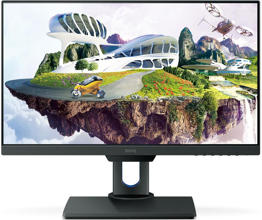 "BENQ 25"" LED BenQ PD2500Q - QHD,IPS,DP,HDMI,USB,piv,rep (9H.LG8LA.TSE)"