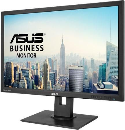 "ASUS 24"" LED ASUS BE24AQLBH - WUXGA, 16:10, IPS, HDMI, DP, USB, repro (90LM0291-B03370)"