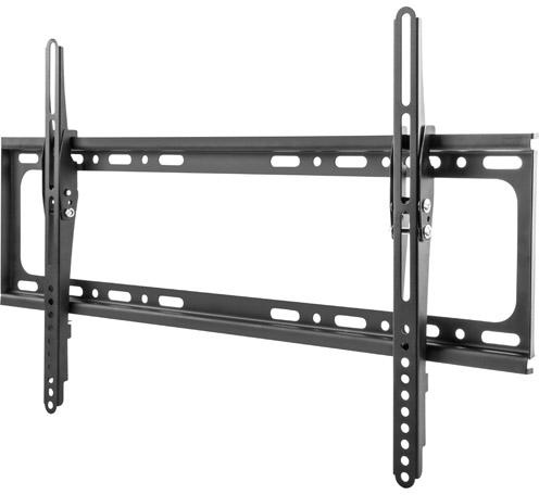 Fotografie Natec TV wall mount/bracket (40''-65'') tilt, up to 50kg,VESA max 600x400,black