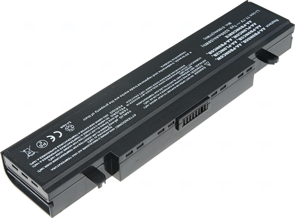 T6 POWER Baterie T6 power Samsung R430, R480, R520, R530, R540, R580, R620, R720, R780, 6cell (NBSA0024)