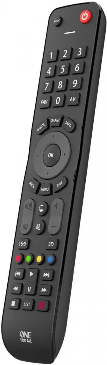 ONE FOR ALL OFA URC7115 Evolve TV univerzální DO 1v1 (URC7115)