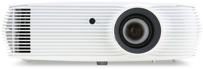 ACER DLP P5330W - 4500Lm, WXGA, 20000:1, HDMI, VGA, RJ45, repro., bílý (MR.JPJ11.001)