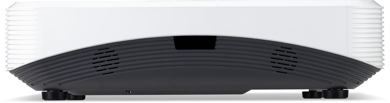 ACER DLP UL6500 (UltraShortThrow) - LASER, 5500Lm, FullHD, 20000:1, HDMI, VGA, RJ45, USB, bílý (MR.JQM11.005)